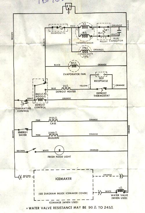 true freezer t 72f wiring diagram wire diagrams rh maerkang org