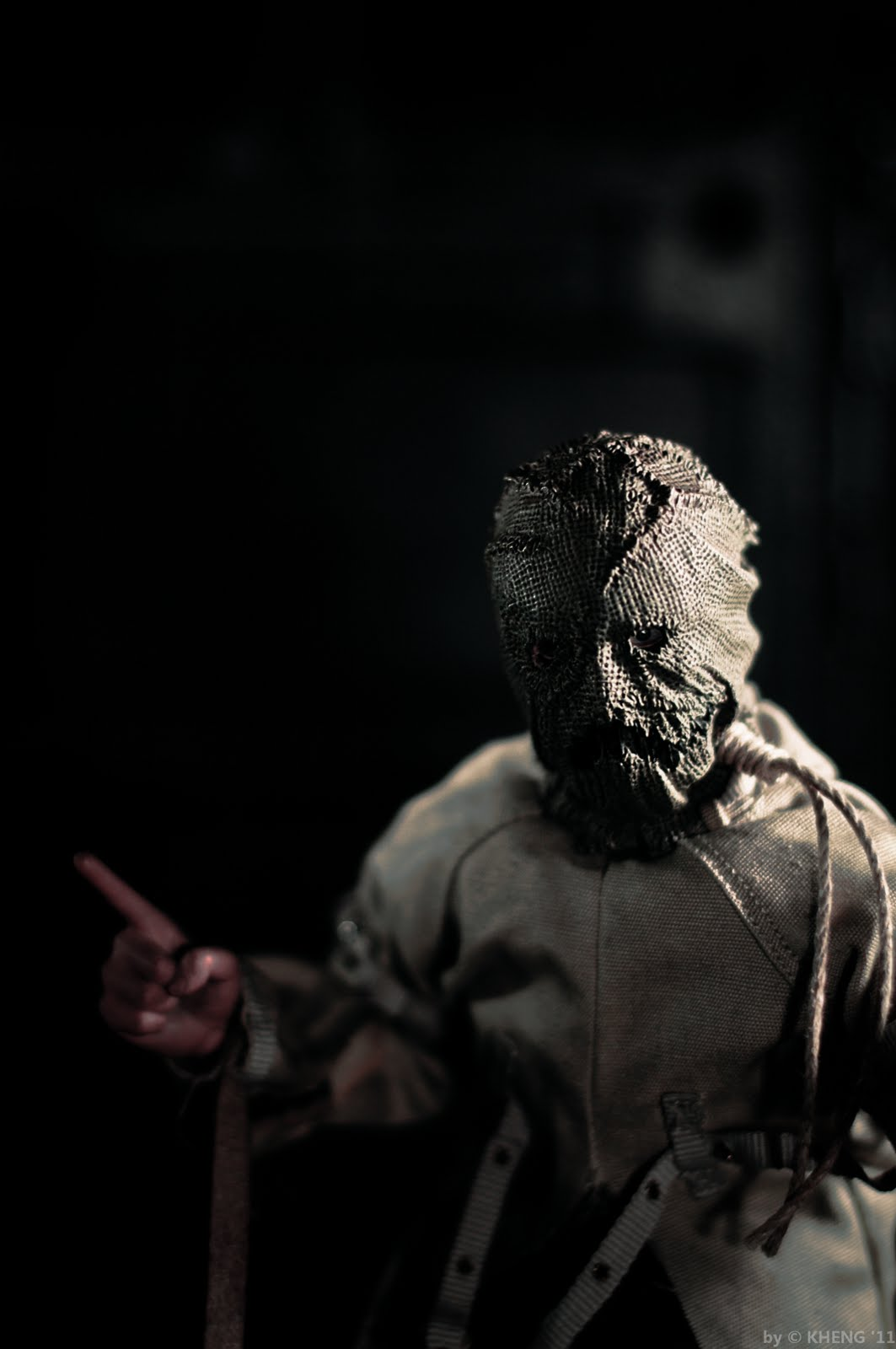 Scarecrow and Joker Slated For Roles In The Batman |Scarecrow Villain