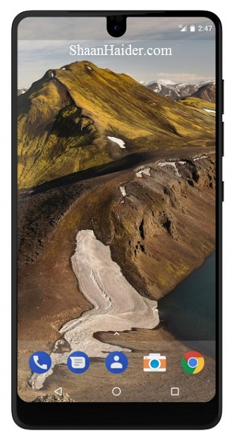 Essential Phone PH-1 : Full Hardware Specs, Features, Prices and Availability