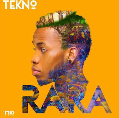"PHOTO: Tekno- ""Rara"""