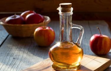 apple cider vinegar. cures-12 solutions