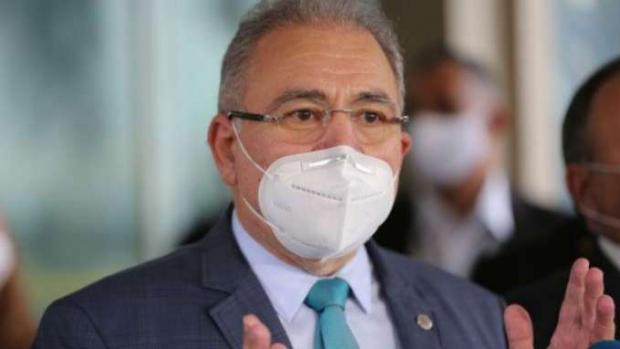 Em primeira fala, novo ministro da Saúde pede união para vencer a pandemia