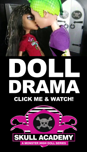 Monster High Doll Drama