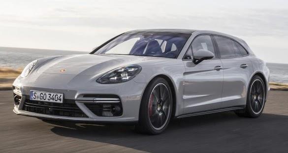 Porsche Panamera Sport Turismo review : 542bhp estate driven