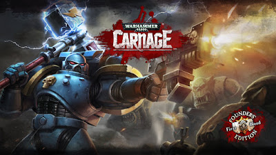 Warhammer 40,000: Carnage Apk + Data for Android