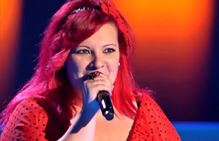María Cambas la voz Alicia Keys