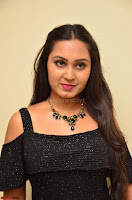 South Actress Amulya in short black dress at Kalamandir Foundation 7th anniversary Celebrations ~  Actress Galleries 031.JPG