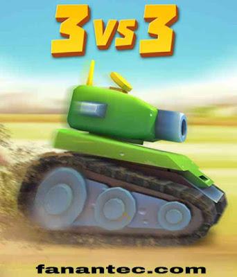 لعبة Tanks A Lot نسخة معدلة للاندرويد اخر تحديث | تنزيل العاب اكشن