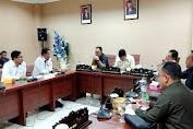 Komisi IV DPRD Sulut Hearing BPJS Pertanyakan Penerima Kartu Jamsostek