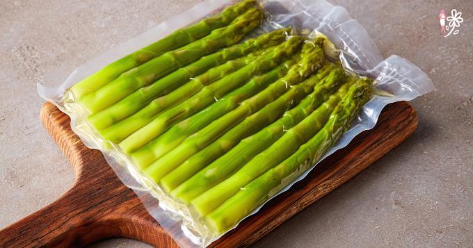 Sous Vide Fresh Asparagus Recipe