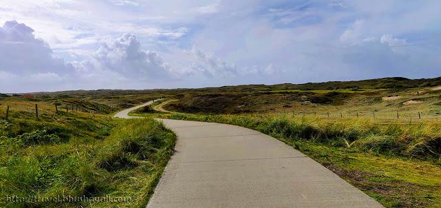 Texel Island Fietspad
