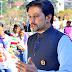 मंत्री अनुराग ठाकुर के स्वागत में कइयों की जेबें साफ