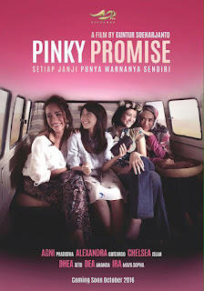 Pinky Promise ( 2016 )