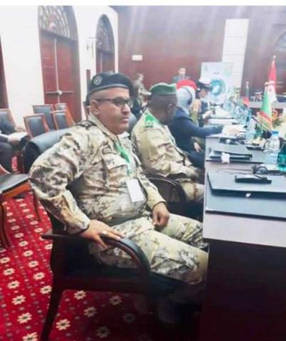 تعيين قائد مساعد للامن الرئاسي (صورة) جمعة