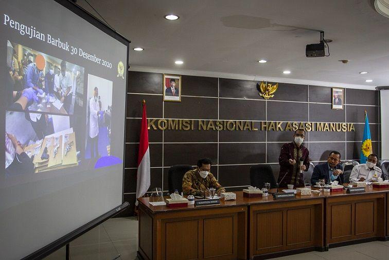 Tangani Tewasnya Anggota FPI, Komnas HAM Dinilai Gagal Fokus