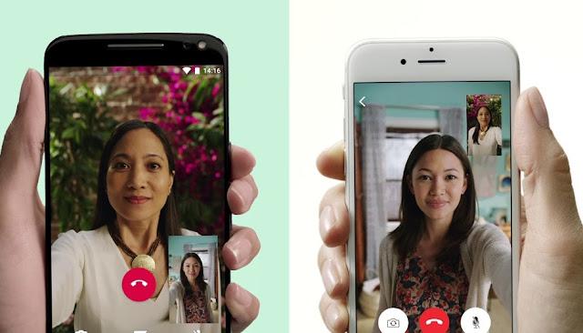 4 Cara Mengatasi Video Call WhatsApp Terbalik