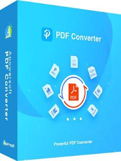 تحميل برنامج Apowersoft PDF Converter لتحويل ملفات PDF