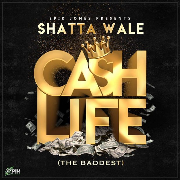 Download Music: Shatta Wale – Cash Life