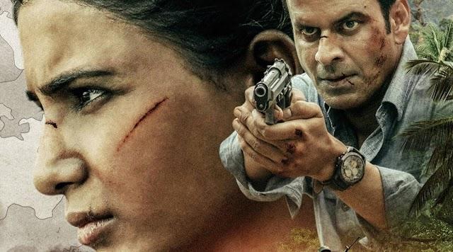 The Family Man Season 2 Trailer | Manoj Bajpayee, Samantha