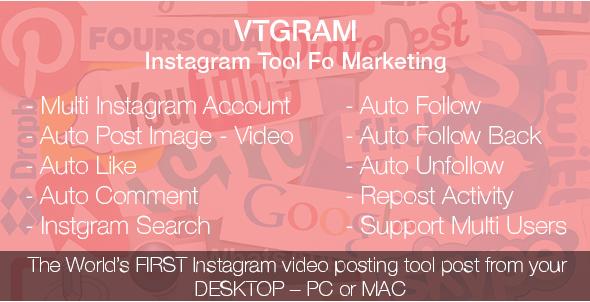 vtgram instagram tool