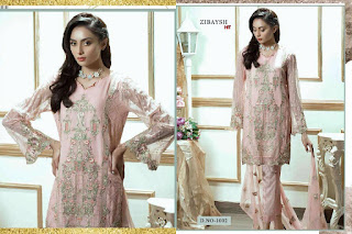 Bonanza Zibaysh Georgette Pakistani Suts Collection