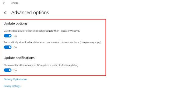 cara update windows otomatis