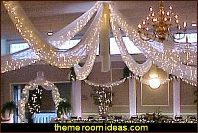 Christmas Wedding Decoration Light Set Wedding decorations - bridal bouquets  - wedding themes - wedding decorating props - wedding supplies - wedding dress for bride - favor boxes - bridal veils -