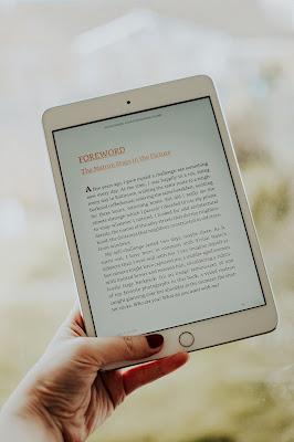 Kindle Book won't Turn On