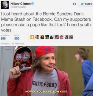 Hilary Clinton Memes