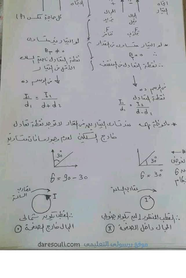 لطلاب الثانوية العامة.. ملخص تريكات الفيزياء اللي لازم تركز عليها 5