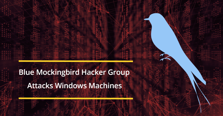 Blue Mockingbird Hacker Group Attack Windows Machines at Multiple Organizations to Deploy cryptocurrency-mining Malware