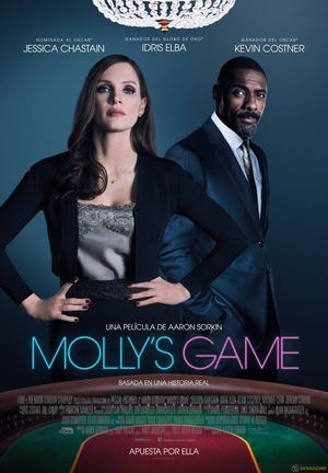 Poster Molly's Game 2017