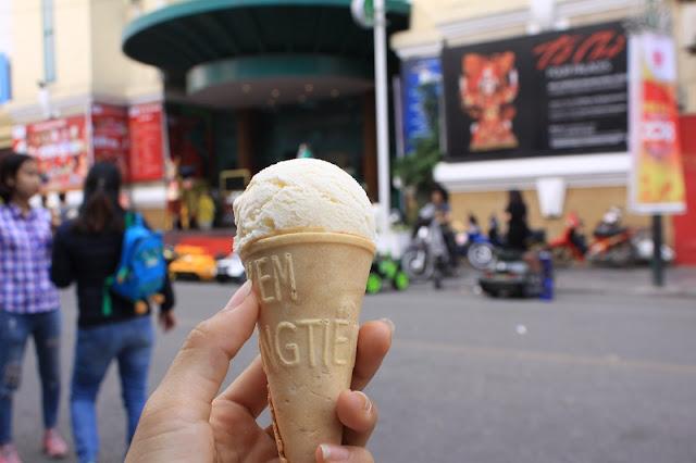 Hanoi ice-cream