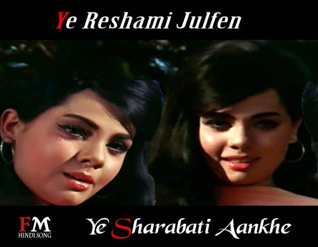 Ye-Reshami-Julfen,-Ye-Sharabati-Aankhe