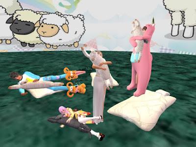 【告知】10月12日のChooseは「抱き枕」ひつじに猫にうさぎ!寝落ちDay