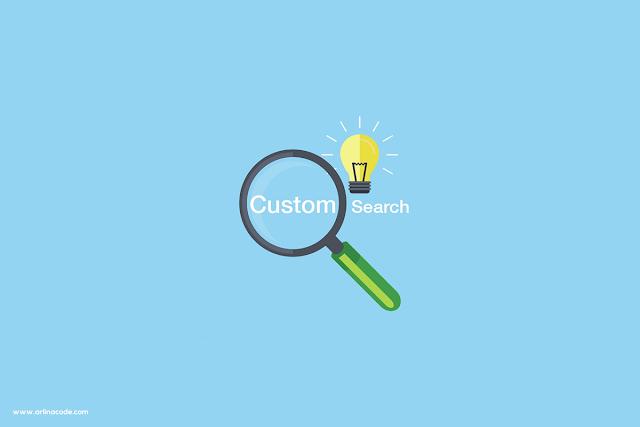 Cara Memasang Google Custom Search Engine di Blog