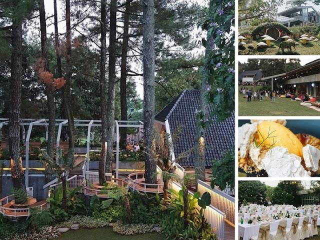 Nara Park, Wisata Kuliner Instagramable Terbaru di Bandung Utara