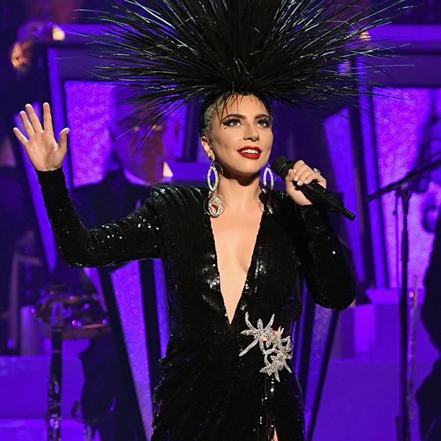 Lady Gaga Kicks Off First 'Jazz & Piano' Show in Las Vegas