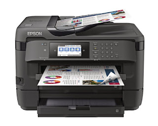 Epson WorkForce WF-7725 Drivers Download, Review, Price