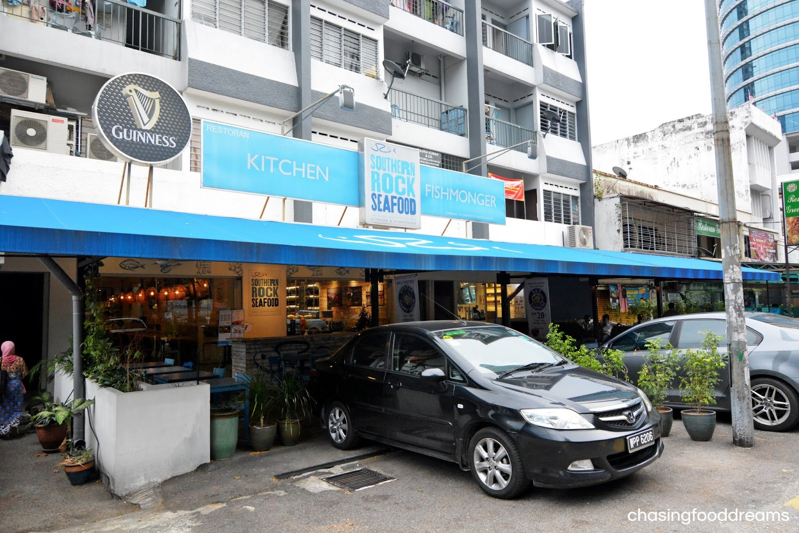 CHASING FOOD DREAMS: Southern Rock Seafood, Bangsar
