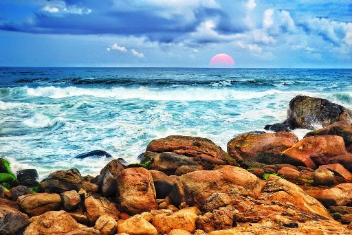 Berwisata Air Sepuasnya di Kerala