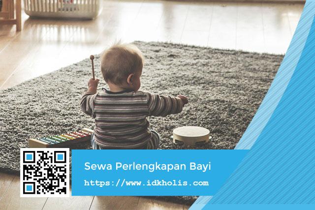 Sewa Perlengkapan Bayi Terlengkap di Biru.id