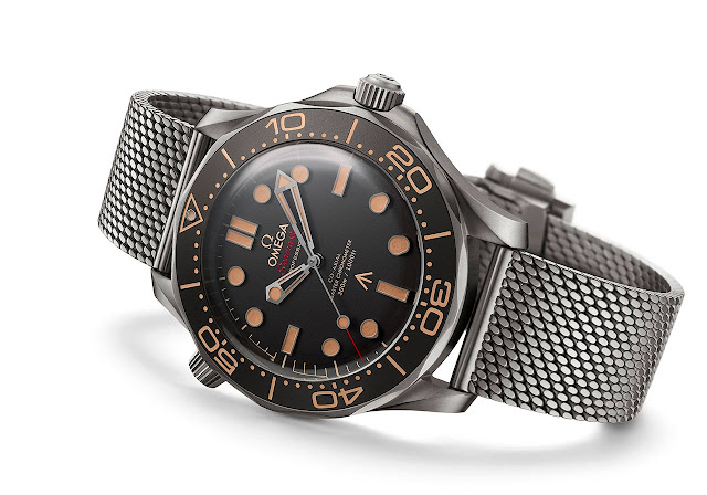 Omega Seamaster Diver 300M 007 Edition 210.90.42.20.01.001