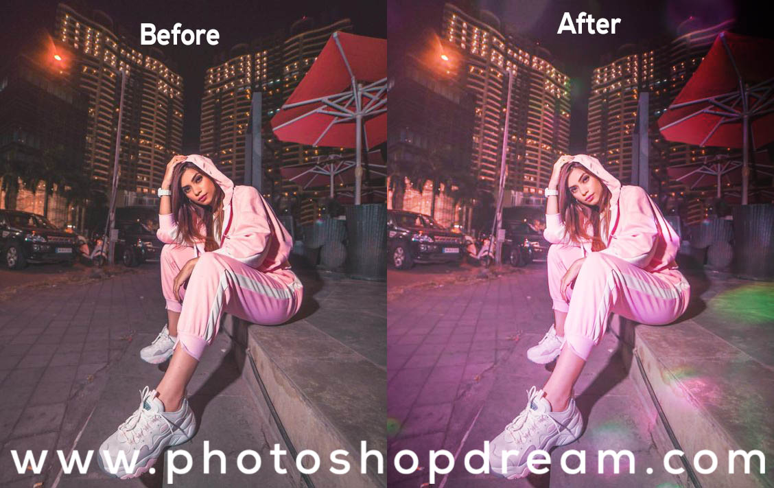 55 Spring Light Leaks Photo Overlays Free Download