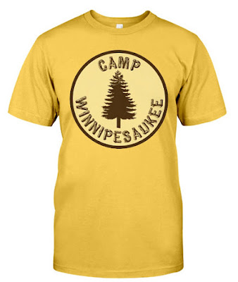 Jimmy Fallon Camp Winnipesaukee T Shirt Hoodie Africa