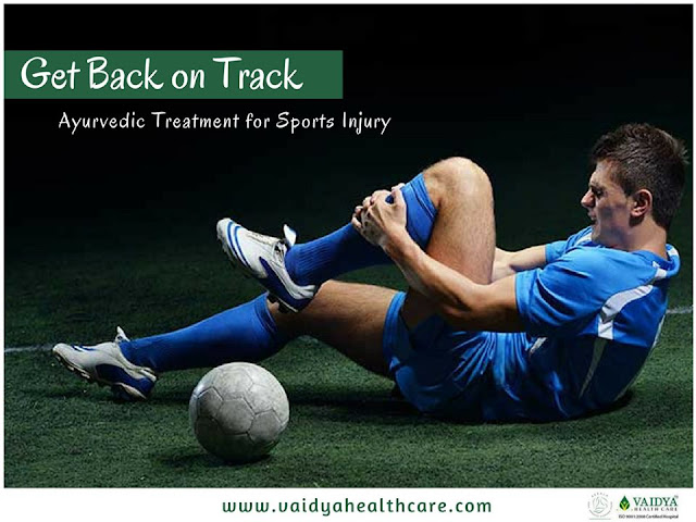 sports injury treatment in kerala