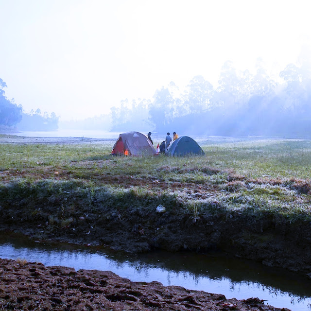 Camping Ground di Situ Cileunca