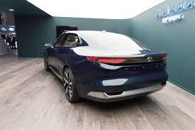 Tata eVision Electric Luxury Sedan