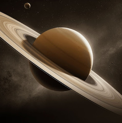 Saturn just knock down Jupiter in number of moons!