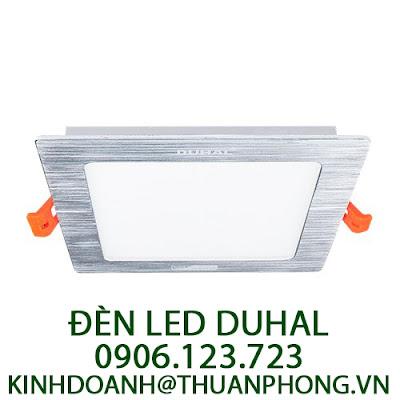 Cửa hàng đèn led chiếu sáng Duhal chiết khấu tại Phú Yên 2019